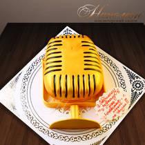 Торт микрофон № 036 П