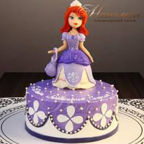 Торт принцесса № 496 Д