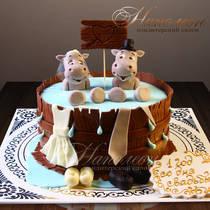Свадебный торт № 316 С