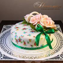 Торт на день рождения № 204 Т