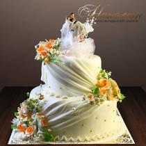Свадебный торт 323 С