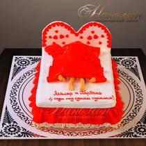 Эротический торт № 022Э