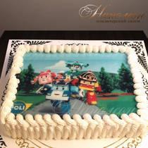 Торт Робокар № 530Д