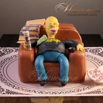 Торт Симпсон № 088М