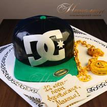 Торт кепка № 547 Д
