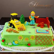 Торт мальчику № 549 Д