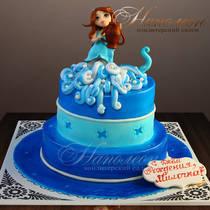 Торт для девочки № 556 Д