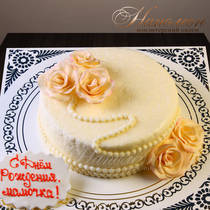 Торт для мамы № 220 Т