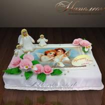 Торт на Крестины № 042 Д