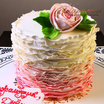Торт на день рождения № 228 Т