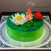 Торт дюймовочка № 561 Д