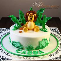 Торт лев № 563 Д