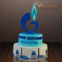 Корпоративный торт Газпрому № 073 К