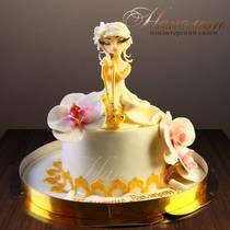 Торт ангел № 570 Д