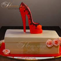 Торт модный № 056 Ж