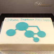 Торт корпоративный № 077 К