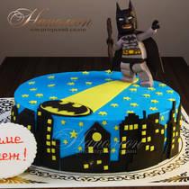 Торт бэтмен № 620 Д