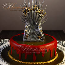 Торт игра престолов № 109 М