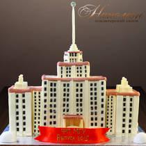 Торт на выпускной № 627 Д