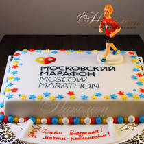Торт корпоративный № 086 К
