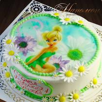Торт фея динь № 629 Д