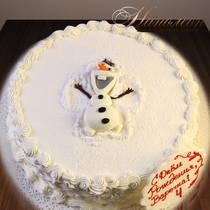 Торт снежный № 631 Д