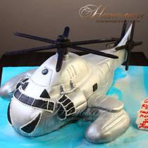Торт вертолет № 118 М