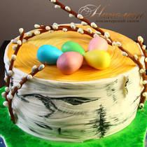 Торт пасхальный № 010 Р