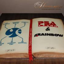 Торт корпоративный № 088 К