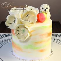 Торт нежный № 259 Т