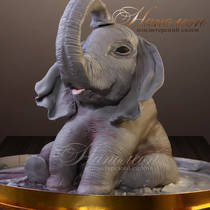 Торт слон № 265 Т