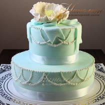 Свадебный торт № 349 С