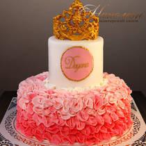 Торт корона № 268 Т