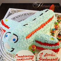 Торт сливочный № 651 Д