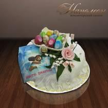 Торт на пасху 002 Р