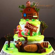 Торт Маша № 660 Д