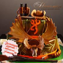 Торт охотнику № 121 М