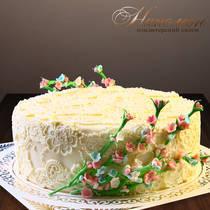 Торт на Татьянин день № 280 Т