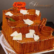 Торт баня № 283 Т