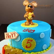 Торт мышка № 668 Д