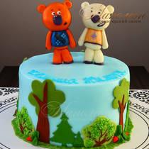 Торт мимимишки № 670 Д