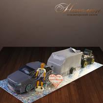 Торт водителю 040 ор