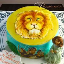 Торт лев № 677 Д