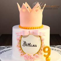Торт с короной № 299 Т