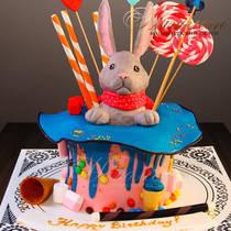 Торт кролик № 709 Д