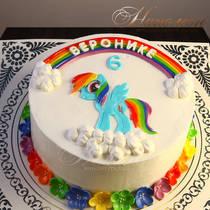 Торт литл пони № 713 Д
