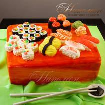 Торт суши № 041 ор
