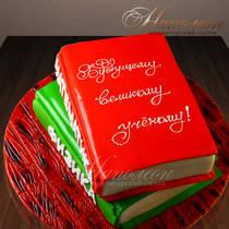 Торт в виде книги № 316 Т
