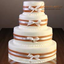 Свадебный торт № 394 С