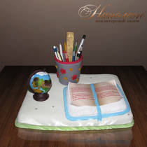 Торт на 1 сентября № 053 Д